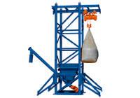 Растариватель мягких контейнеров Big-Bag «РТ» фото #3