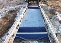 Внешний вид и устройство вагонных весов БАМ. фото #15